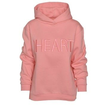 iHEART - Damen Sweater - Cassy - Dusty Pink