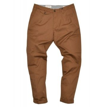 MYTHS - Herren Hose - Japan Cotton Pants - Clay