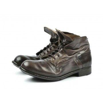 LEMARGO - Herren Schuhe - Cordovan - Tabacco