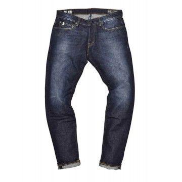 THE.NIM - Herren Jeans - Dylan Man Jeans Slim Fit - Dark Blue