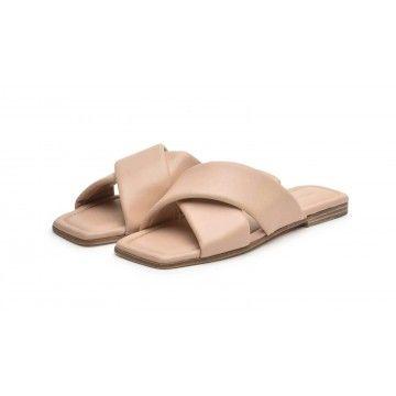 KENNEL&SCHMENGER - Damen Sandale - Rio-Nude