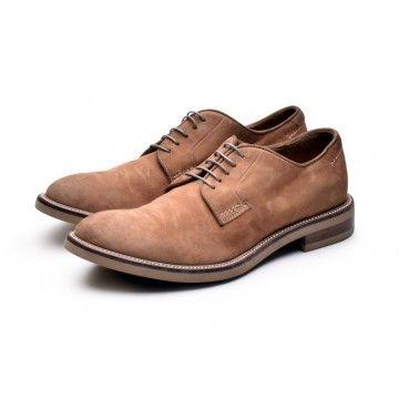MOMA - Herren Schuhe - Allacciata Cipro - Beige