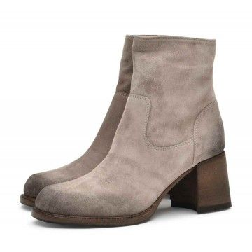 VIC MATIÉ - Damen Schuhe - Tronchetto Sensory Tomaia - Dove Grey