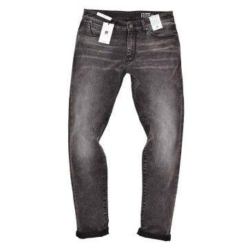 PT TORINO - Herren Jeans - Indigo Special Swing Denim - Washed Grey