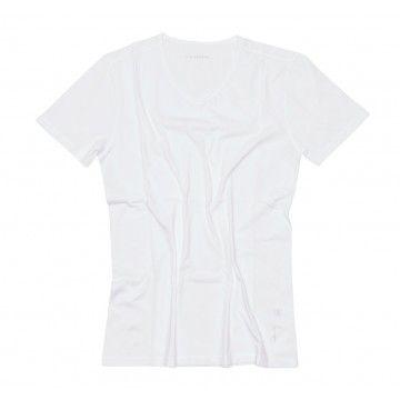 KIEFERMANN - Herren T-Shirt - Darius - White
