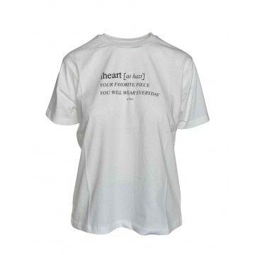 iHEART - Damen Shirt - Danika-White