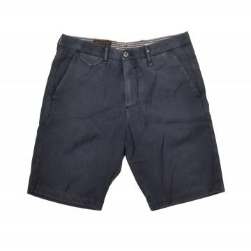 MYTHS - Herren Shorts - Bermuda Pants - Navy