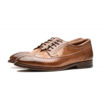 SILVANO SASSETTI - Herren Schuhe - 9935 Men's Shoe - Sella - Braun