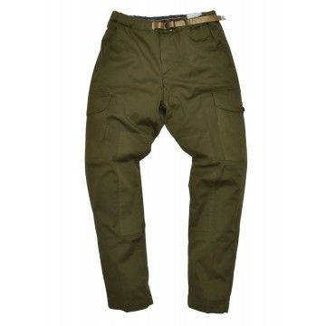 WHITE SANDS - Herren Hose - Cargo Trousers - Bruce - Military Green