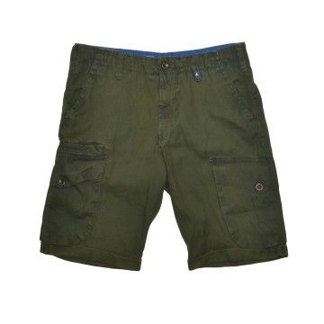 MYTHS - Herren Shorts - Bermuda Pants - Forest