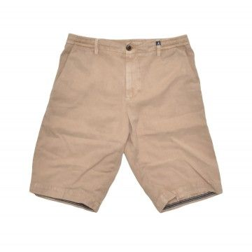 MYTHS - Herren Shorts - Bermuda Pants - Camel