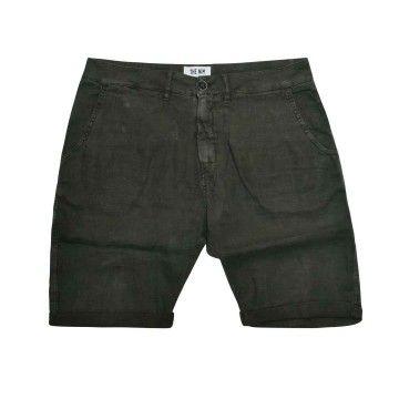 THE.NIM - Herren Shorts - Short Loose Fit - Moss