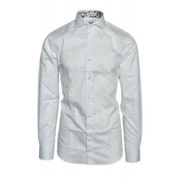 DU4 - Herren Hemd - Luca - Weiß