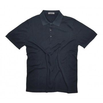 CROSSLEY - Herren Polo - WOTC Polo - Navy Lavato