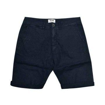 THE.NIM - Herren Shorts - Short Loose Fit - Evening Blue