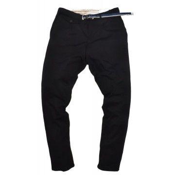WHITE SAND - Herren Hose - Brad Pantalone Lunge - Black