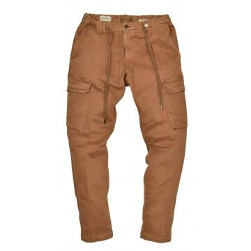 MYTHS - Herren Hose - Pantalone Lungo - Cinammon