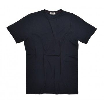 CROSSLEY - Herren T-Shirt - Man Shirt SS No Pock - Dark Blue
