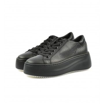 VIC MATIE - Damen Sneaker - Scarpa Quinti Spoiler - Black