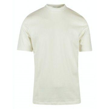 KIEFERMANN - Herren T-Shirt - Lorenz - Winter White