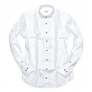 DU4 - Herren Hemd - Eric - Oxford White
