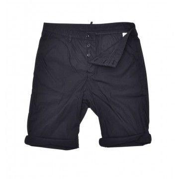 HANNES ROETHER - Herren Short - Black