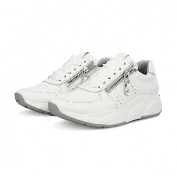 KENNEL & SCHMENGER - Damen Sneaker - Calf - Bianco Swe-h