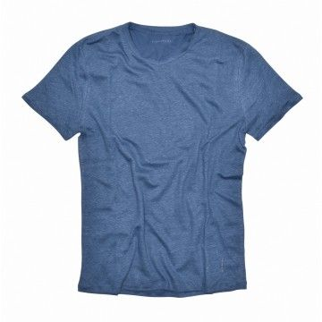 KIEFERMANN - Herren T-Shirt - Jay - blue -