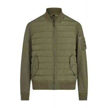 BELSTAFF - Herren Jacke - Mantle Jacket - Scout Green