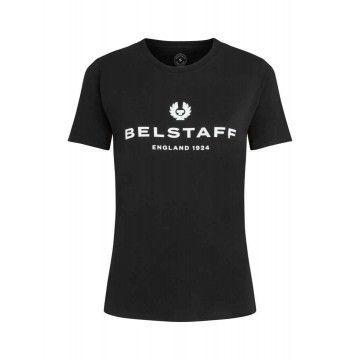 BELSTAFF - Damen T-Shirt - Mariola Belstaff 1924 - Black