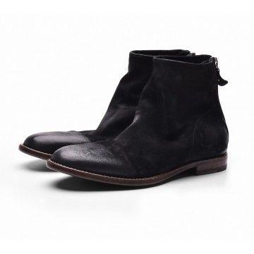 MOMA - Damen Schuh - Oliver 39905-4A - Nero