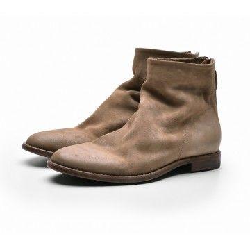 MOMA - Damen Schuh - Oliver 39905-4G - Taupe
