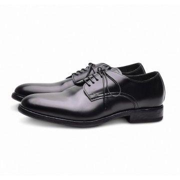 MOMA - Herren Schuhe - Allacciata Uomo Rois - Nero