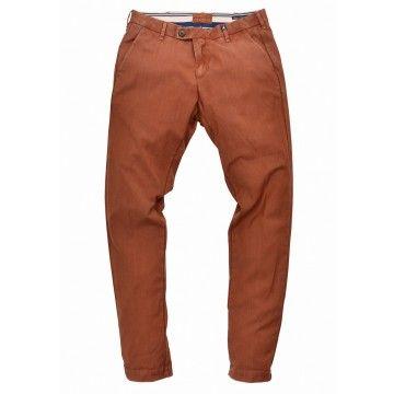MYTHS - Herren Stoffhose - Pantalone - Copper