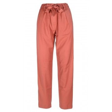 MYTHS - Damen Stoffhose - Pantalone - Strawberry