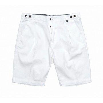 MYTHS - Herren Bermuda Short - White