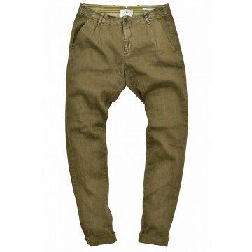 MYTHS - Herren Stoffhose - Pantalone - Military
