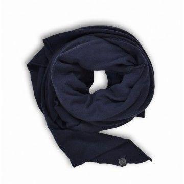 NEBO - Wollschal - Schal Nevio - Blue