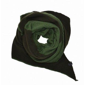 NEBO Woll Schal - Momo - Bamboo/Verde