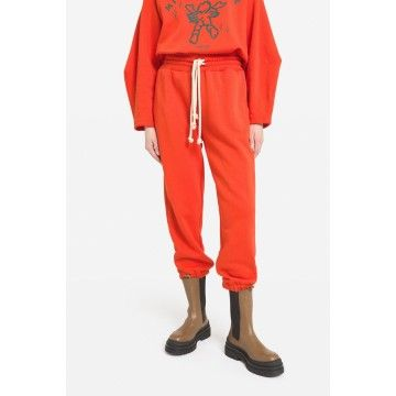 OTTOD´AME - Damen Hose - Pantalone Pant - Arancione
