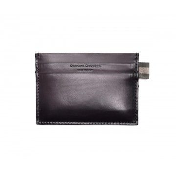 OFFICINE CREATIVE - Kartenhalter - Card Holder Boudin Dive - Piombo