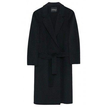 OTTOD'AME - Damen Mantel - Paltó Mittellang - Black