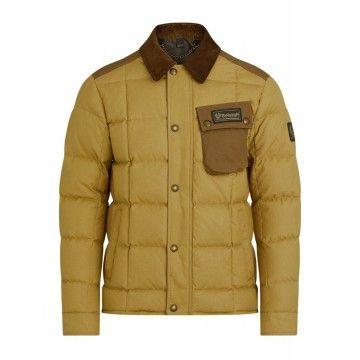 BELSTAFF - Herren Jacke - Ranger Jacket - Vintage Khaki / Dark Terracotta