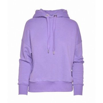 RICH & ROYAL - Damen Hoodie - Felpa - Lavender Purple