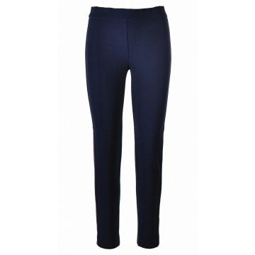 ROQA - Damen Hose - Trouser - Navy/Berry