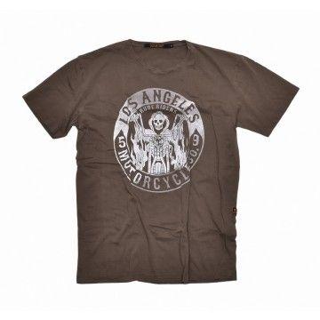 RUDE RIDERS - Herren T-Shirt - Speed Free - olive