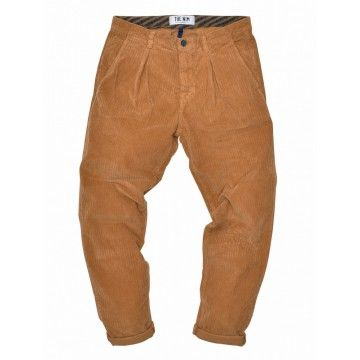 THE NIM - Herren Hose - Chino Tapered Cord - Honey