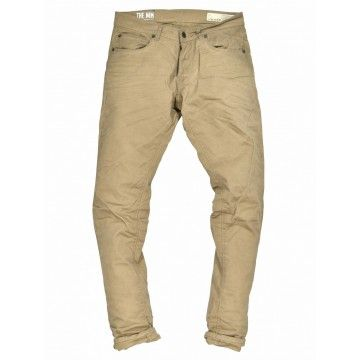 THE NIM - Herren Jeans - Dylan Slim Fit Jeans - Faded Rye