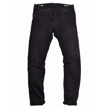 THE NIM - Herren Jeans - Morrison Slim Tapered Fit - Black/Black