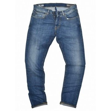 THE NIM - Herren Jeans - Dylan Slim Fit - Medium